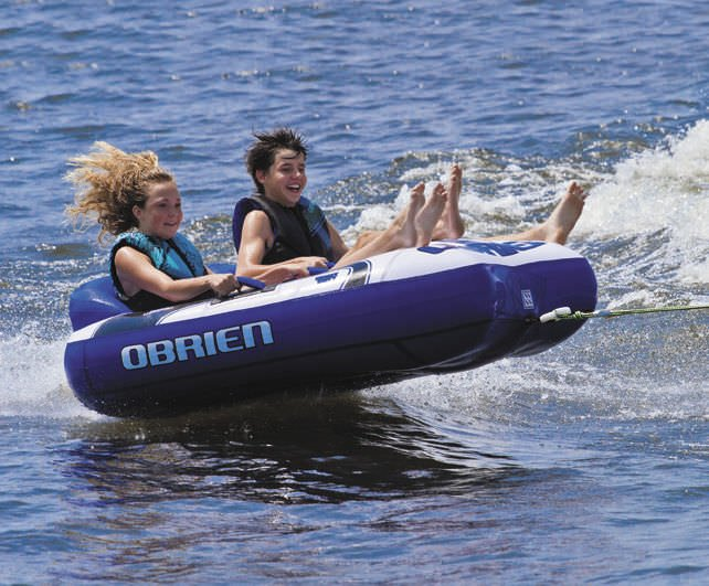 Obrien Wake Warrior 2 Tube - MRC Water Sports